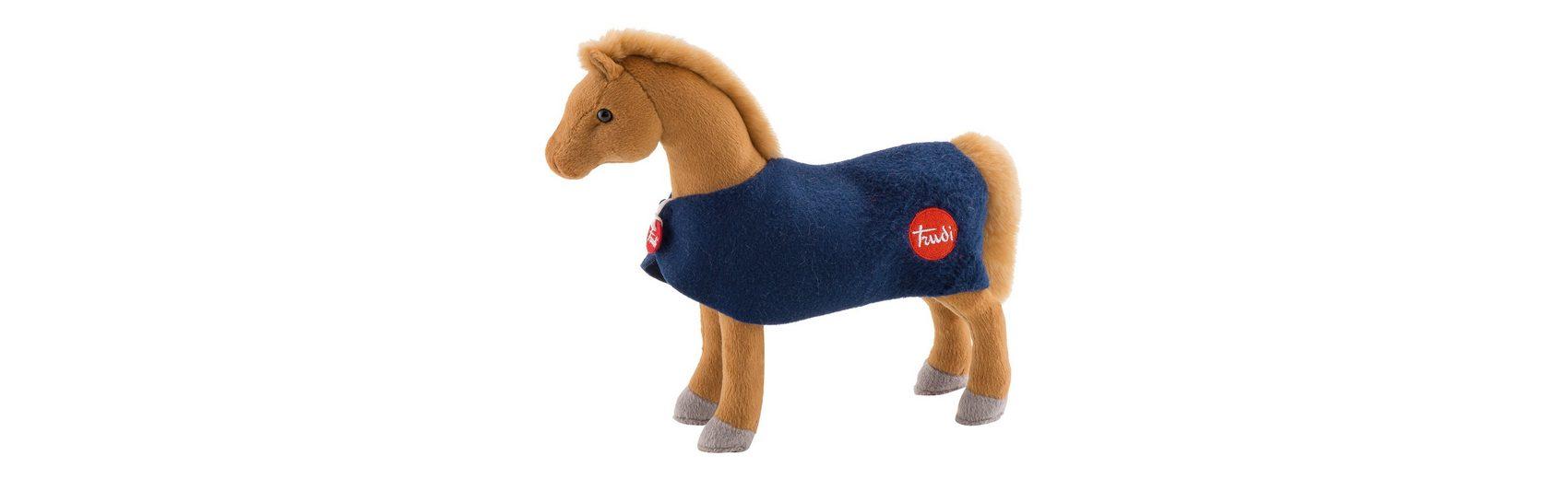 Trudi Pferd Eclipse rot, 32cm