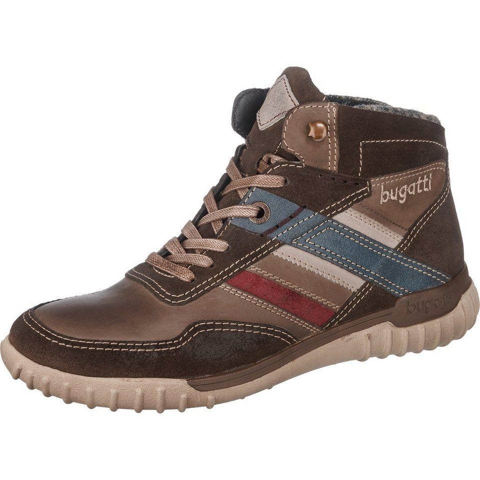 bugatti Sneakers in dunkelbraun
