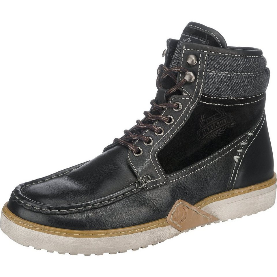 bugatti Sneakers in schwarz