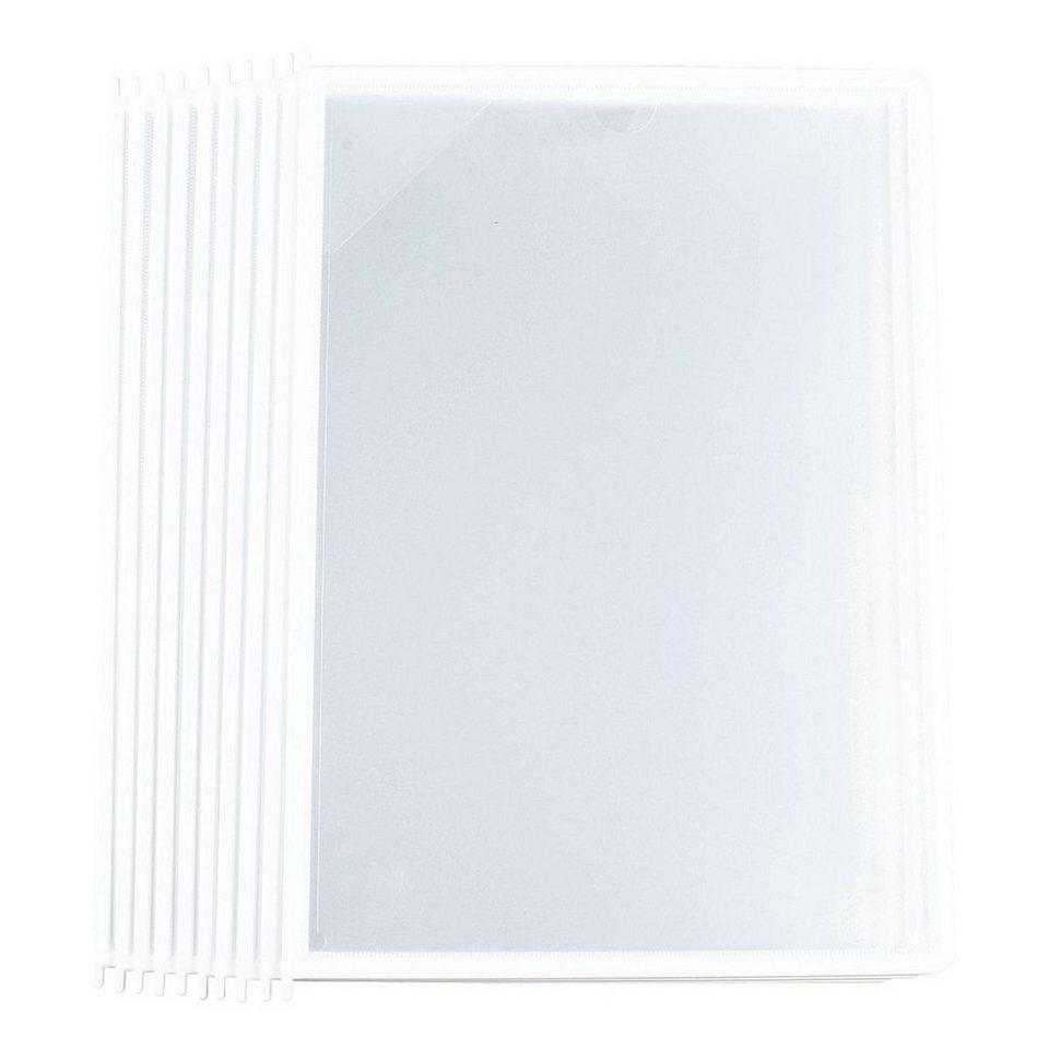 Ersatz-Sichttafeln in weiß