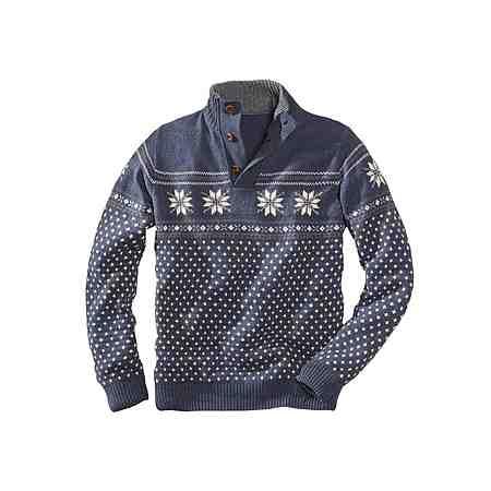 Eddie Bauer Pullover gemustert