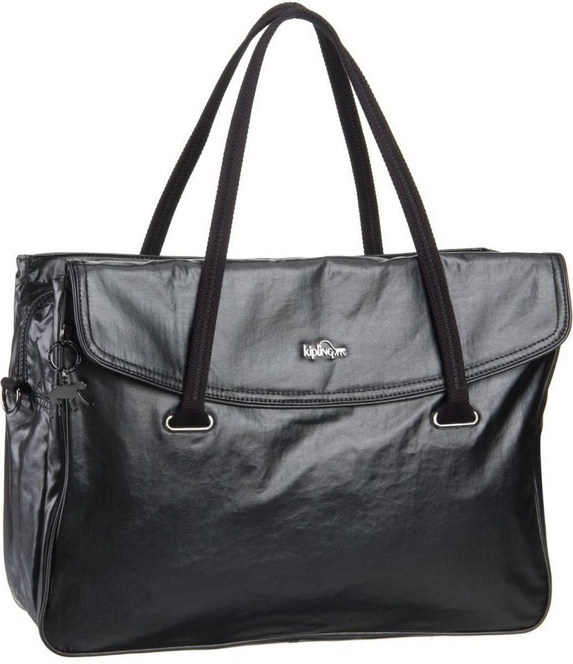 Kipling Superwork in Metallic Black