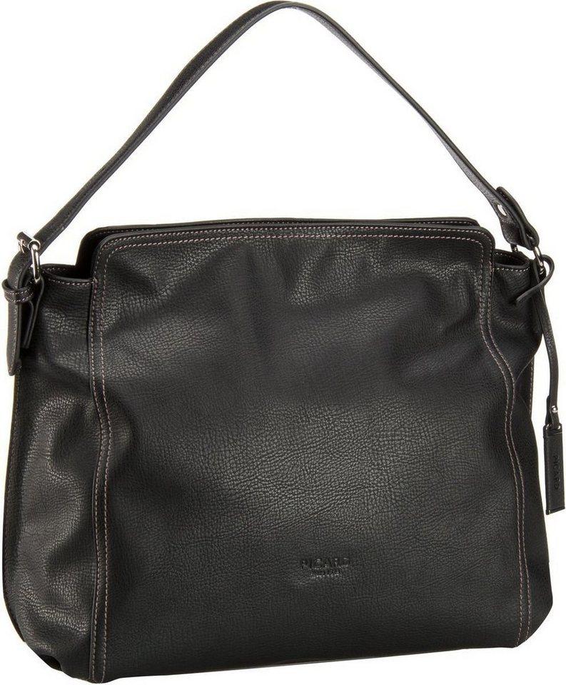 Picard Alamos 2068 Handtasche in Schwarz
