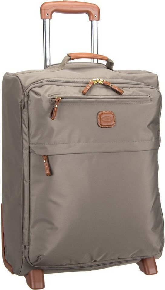 Bric's X-Travel Trolley in Taupe