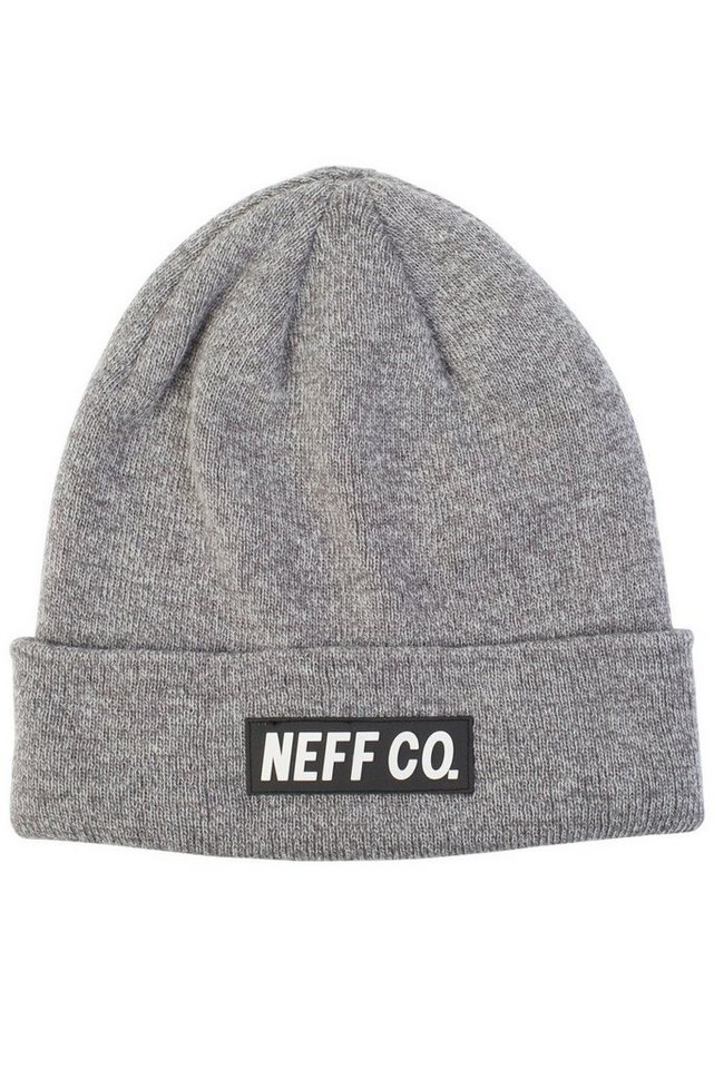 Neff Headwear Beanie in grau