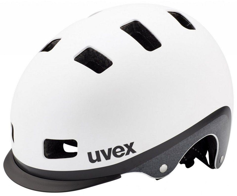 Uvex Fahrradhelm »city 5 Helm« in weiß