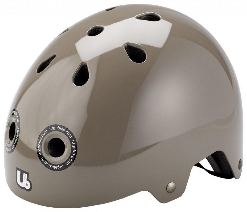 Urge Fahrradhelm »Actikid Helmet« in grau