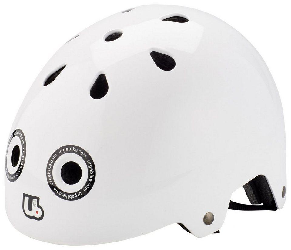 Urge Fahrradhelm »Actikid Helmet« in weiß