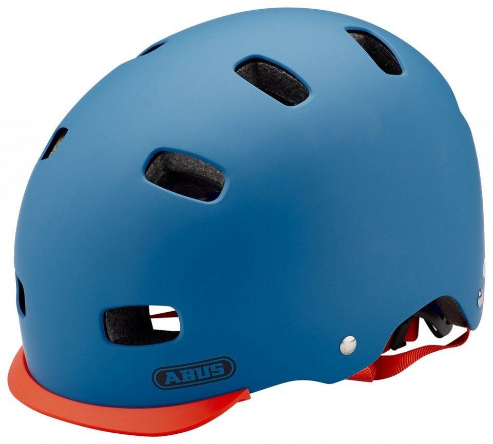 ABUS Fahrradhelm »Scraper v.2 Helm« in blau