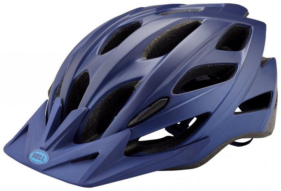 Bell Fahrradhelm »Slant Helmet« in blau