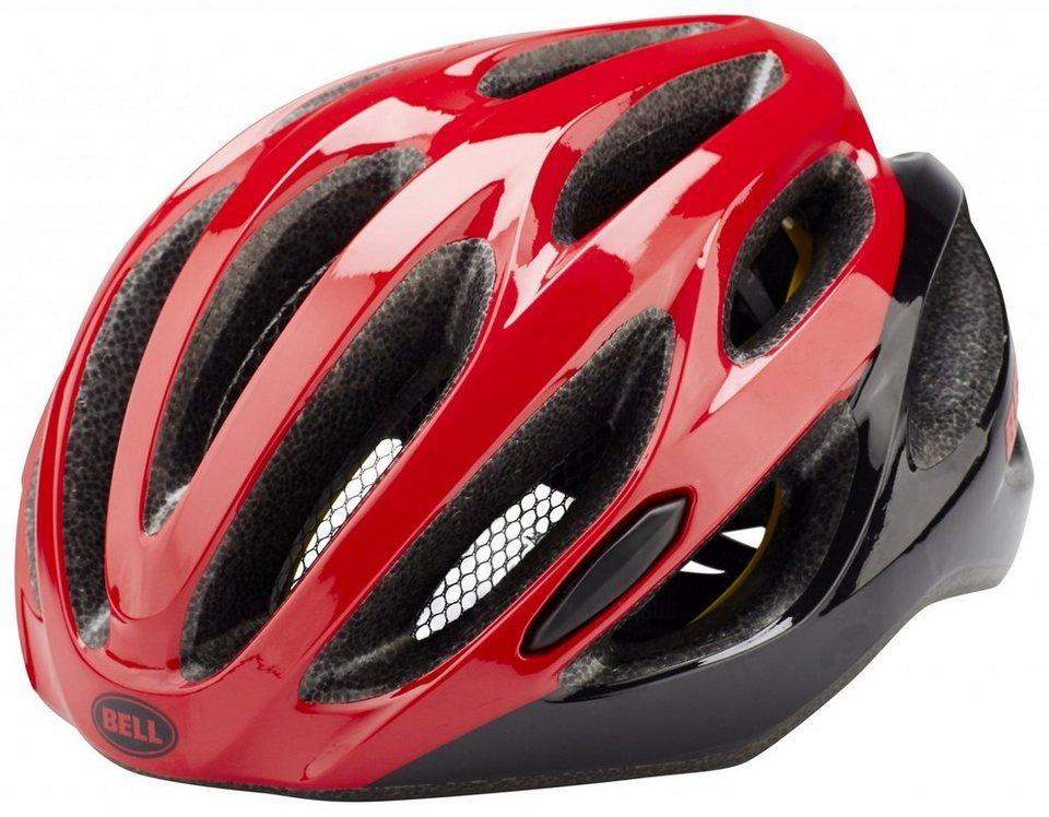 Bell Fahrradhelm »Draft Mips Helmet« in rot