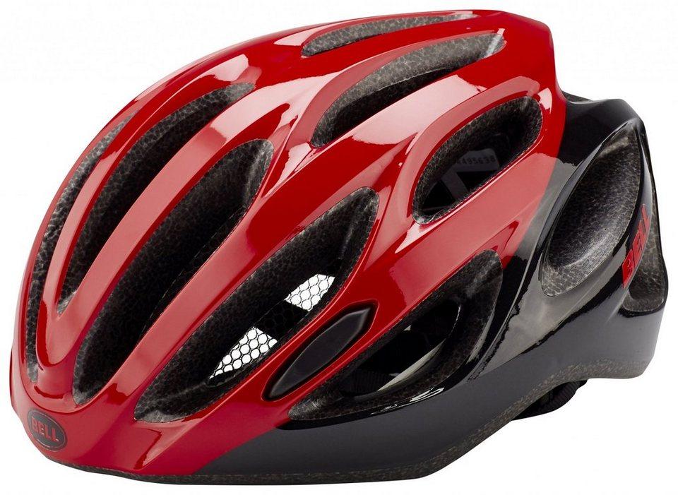 Bell Fahrradhelm »Draft Helmet« in rot