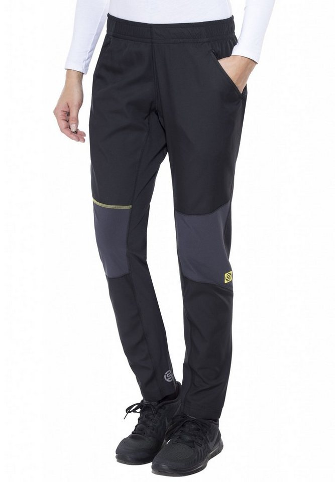 Skins Jogginghose »Plus Flex Tapered Pant Women« in schwarz