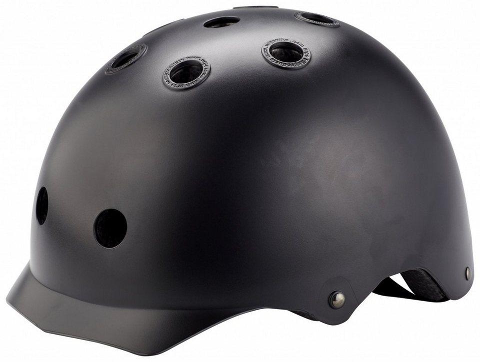 Urge Fahrradhelm »Activist Helm schwarz« in schwarz