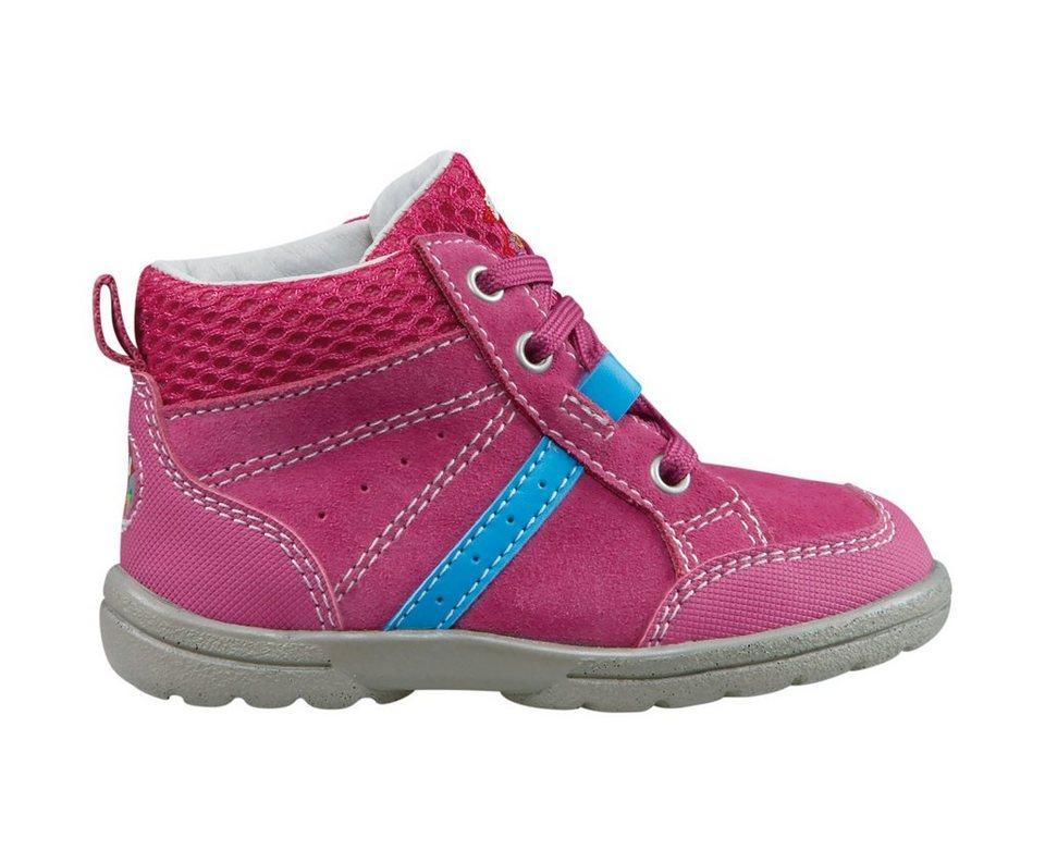 Brütting Lauflernschuh »Grisu« in pink/blau