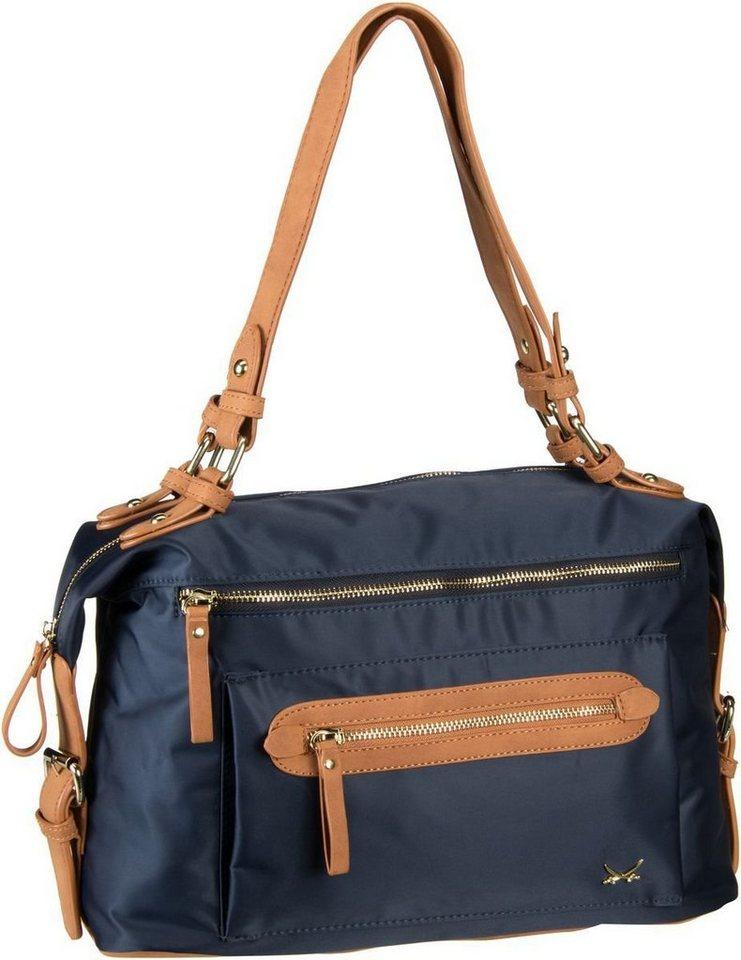 Sansibar Sporty 1026 Zip Bag in Midnight Blue