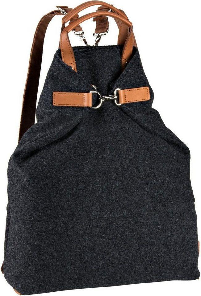 Jost Farum 1381 X-Change 3in1 Bag L in Schwarz