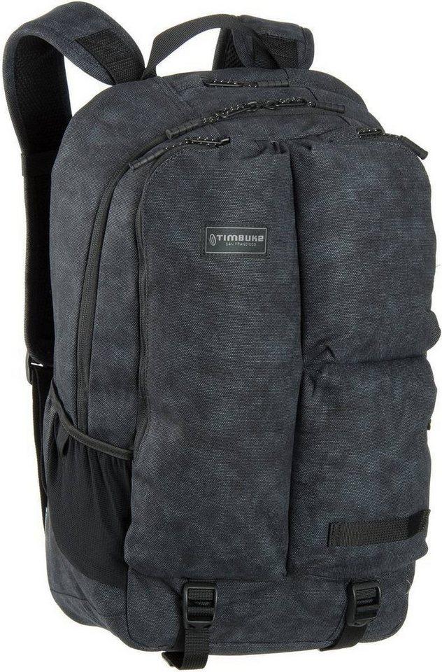 Timbuk2 Showdown Laptop Backpack Canvas in Vintage Black