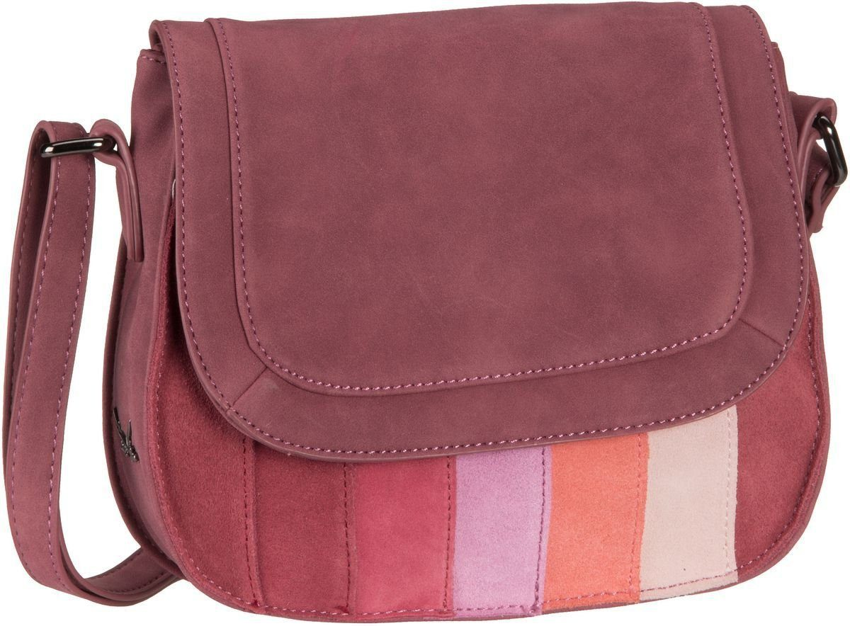 SANSIBAR Colourful 1044 Flap Bag