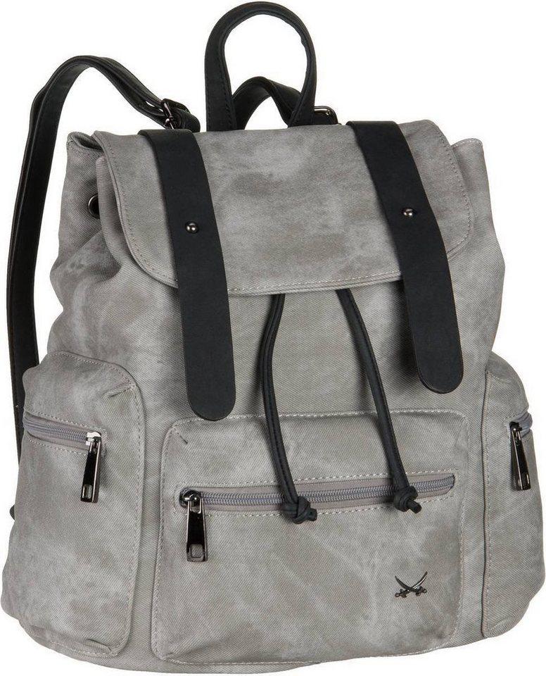 Sansibar Apollon 1098 Backpack in Grey