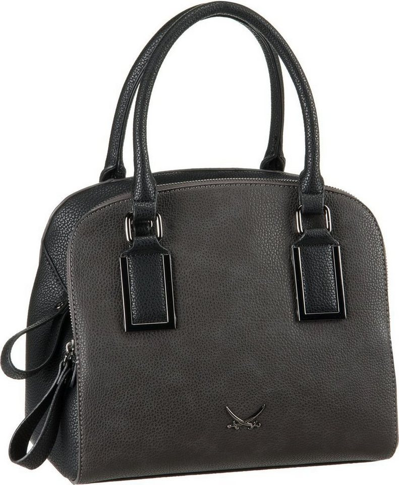 Sansibar Everyday 1035 Zip Bag in Grey