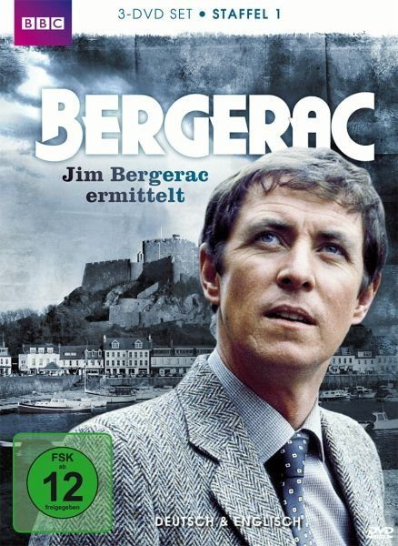DVD »Bergerac - Jim Bergerac ermittelt: Staffel 1...«