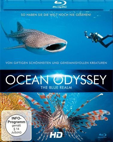 Blu-ray »Ocean Odysee - The Blue Realm, Teil 2«