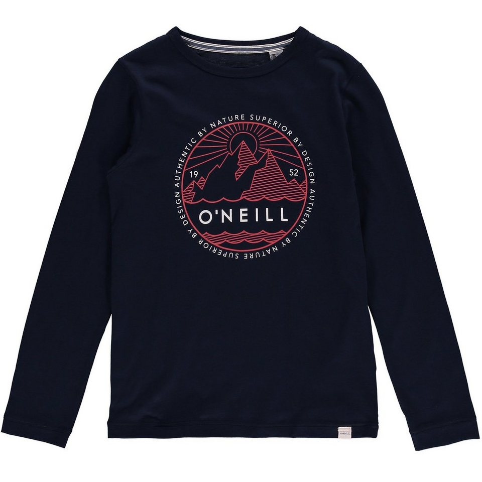 O'Neill T-shirt manches longues »Oceanside« in Nachtblau