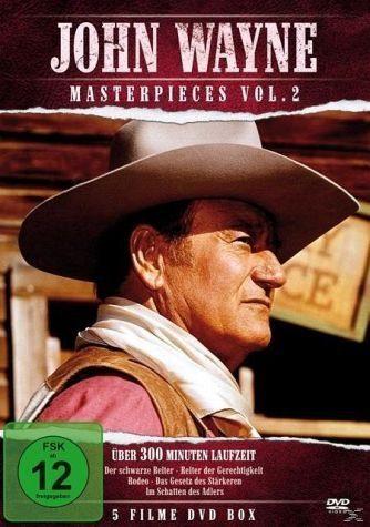 DVD »John Wayne - Masterpieces Vol.2«