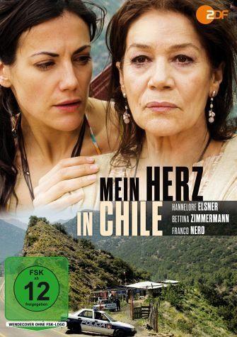 DVD »Mein Herz in Chile«