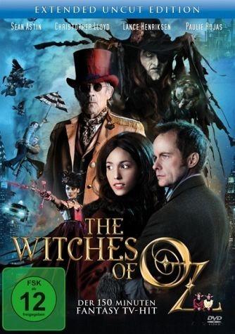DVD »Die Hexen von Oz Extended Edition«