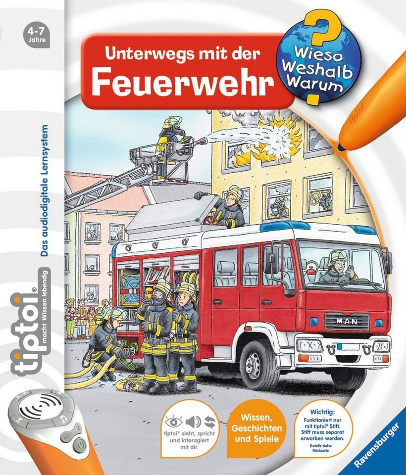 ravensburger buch tiptoi www unterwegs mit der. Black Bedroom Furniture Sets. Home Design Ideas