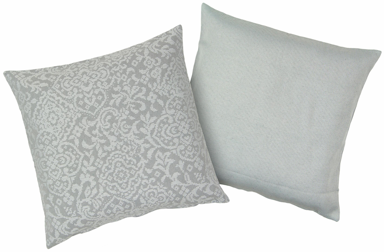 Kissenbezüge, Hagemann, »Ingve«, mit modernem Muster