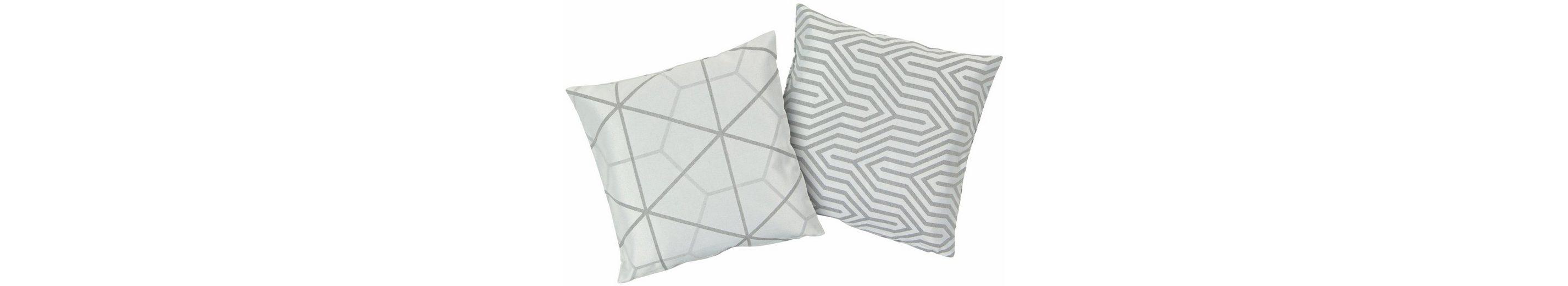 Kissenbezüge, Hagemann, »Azra«, mit modernem Design