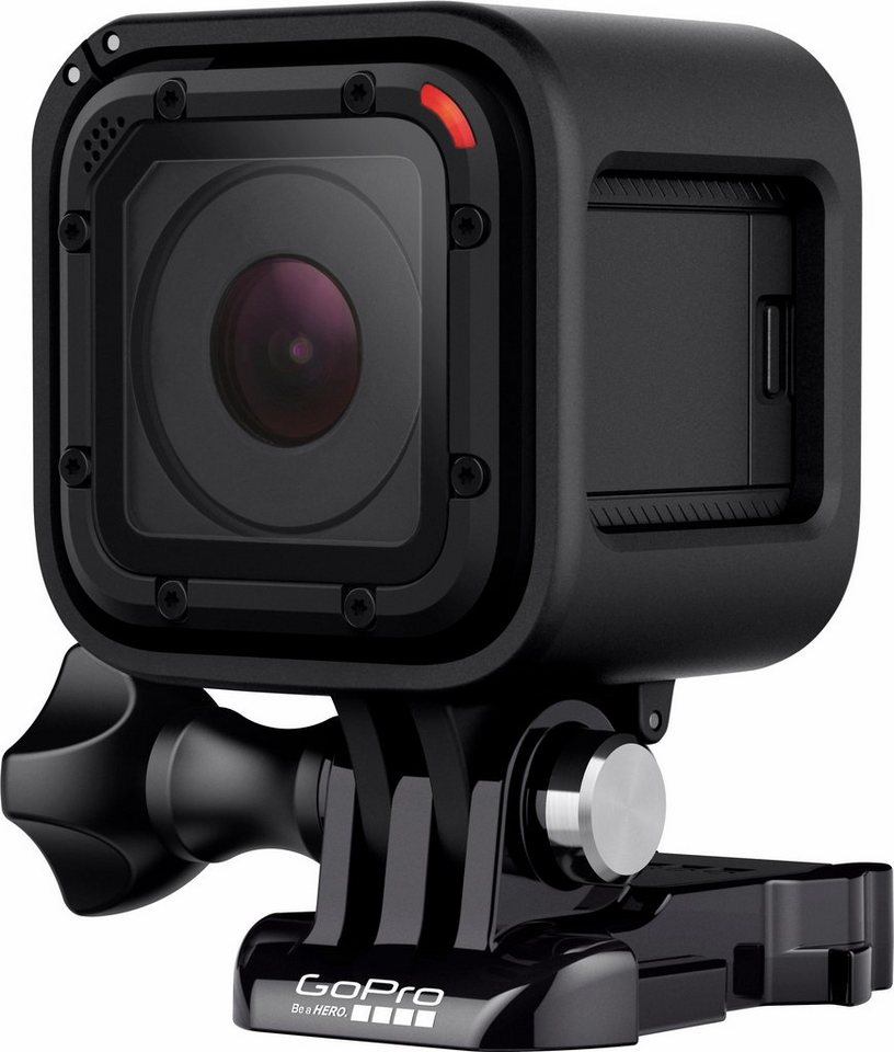 GoPro HERO5 Session 4K (Ultra-HD) Actioncam, WLAN, Bluetooth