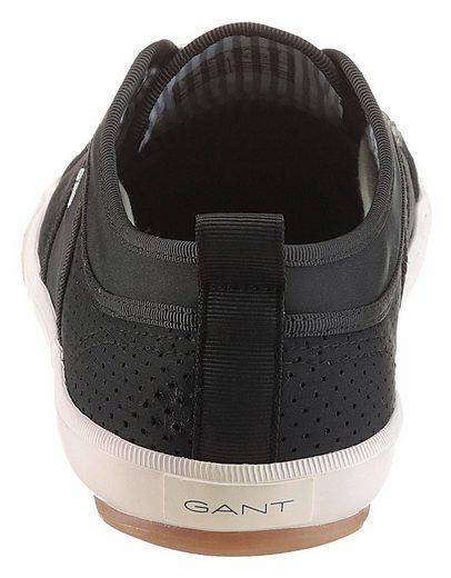 Gant Footwear Sneaker, mit leichter Perforierung