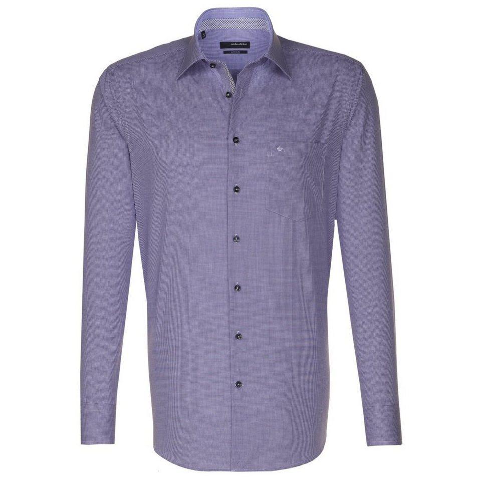 Seidensticker Businesshemd »Splendesto« in lila