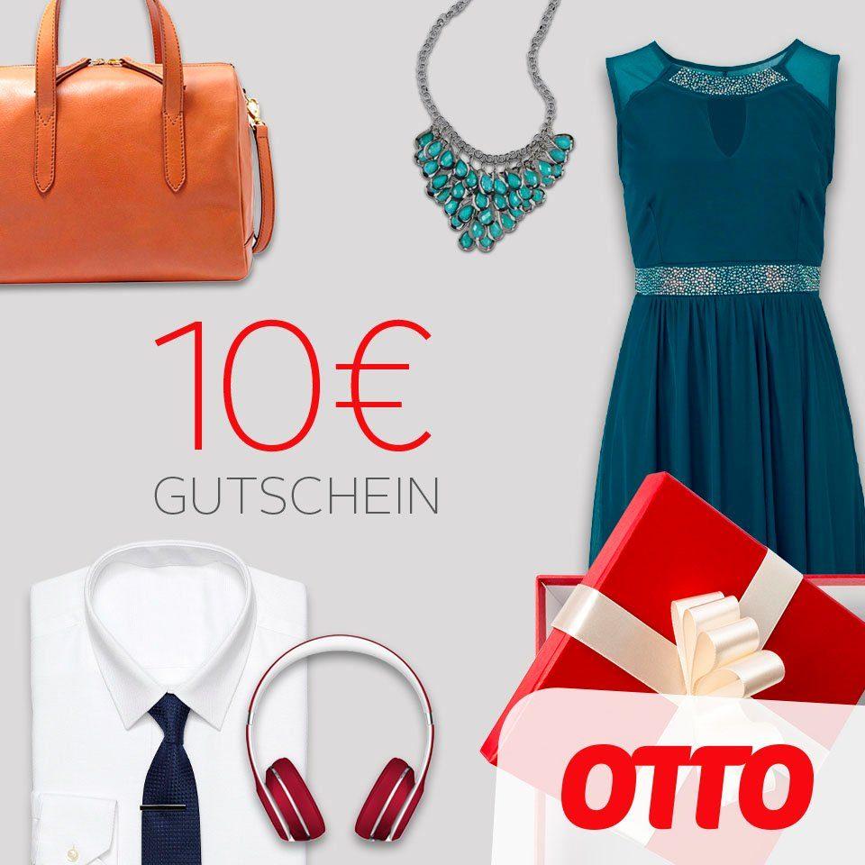 OTTO Geschenkgutschein von 10 bis 250 Euro