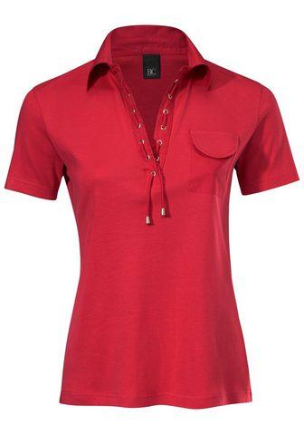 HEINE CASUAL Polo marškinėliai su raišteliai...