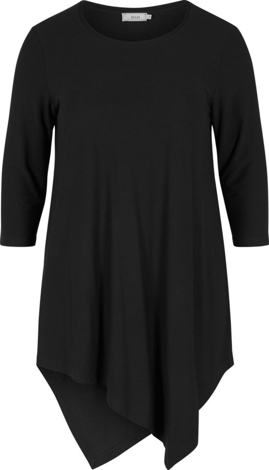 Zizzi T-Shirt in Black