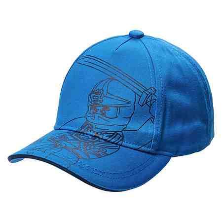 "LEGO Wear Ninjago Basecap Carlos Kappe Baseball Mütze ""Blue"""