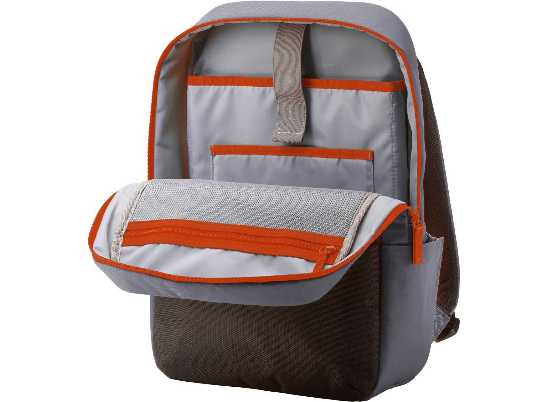 """HP Aufbewahrung und Taschen (Multimedia) »15,6"""" Duotone Backpack Orange«"""