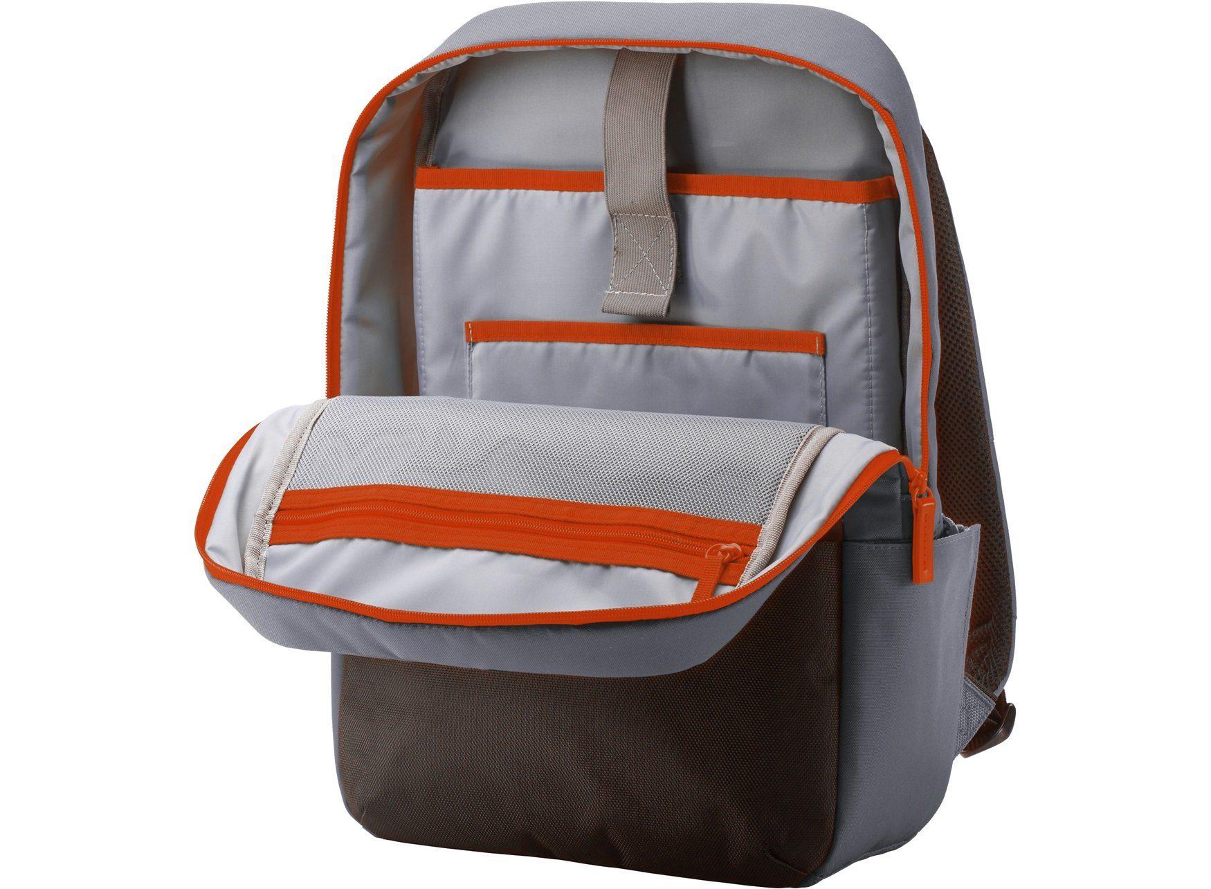 "HP Rucksack »15,6"" Duotone Backpack Orange«"