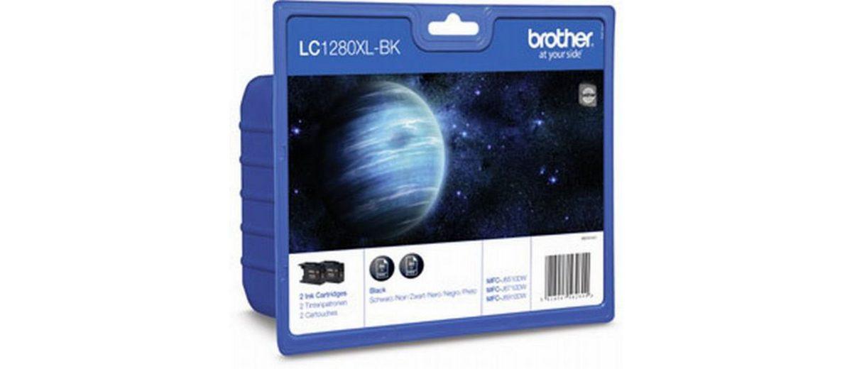 Brother Tintenpatrone »Tintenpatronen LC-1280XL«