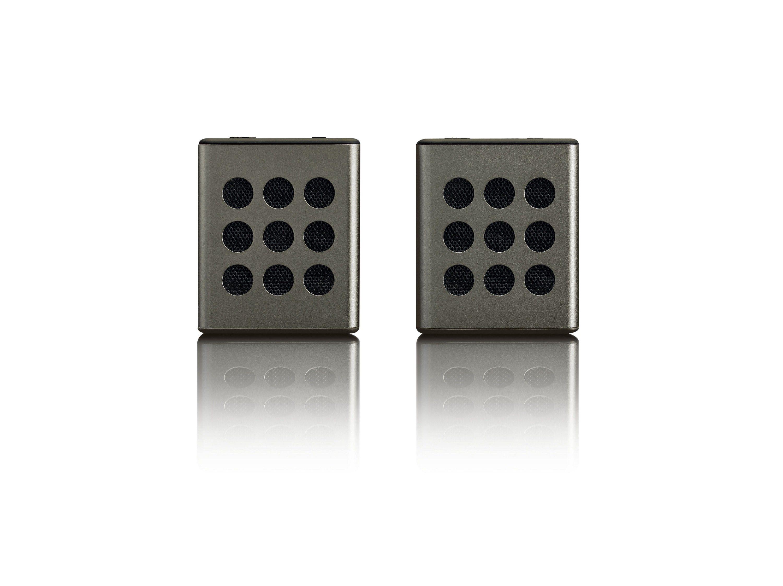 Lenco Stereo Lautsprecher Set »BTP-200BK«