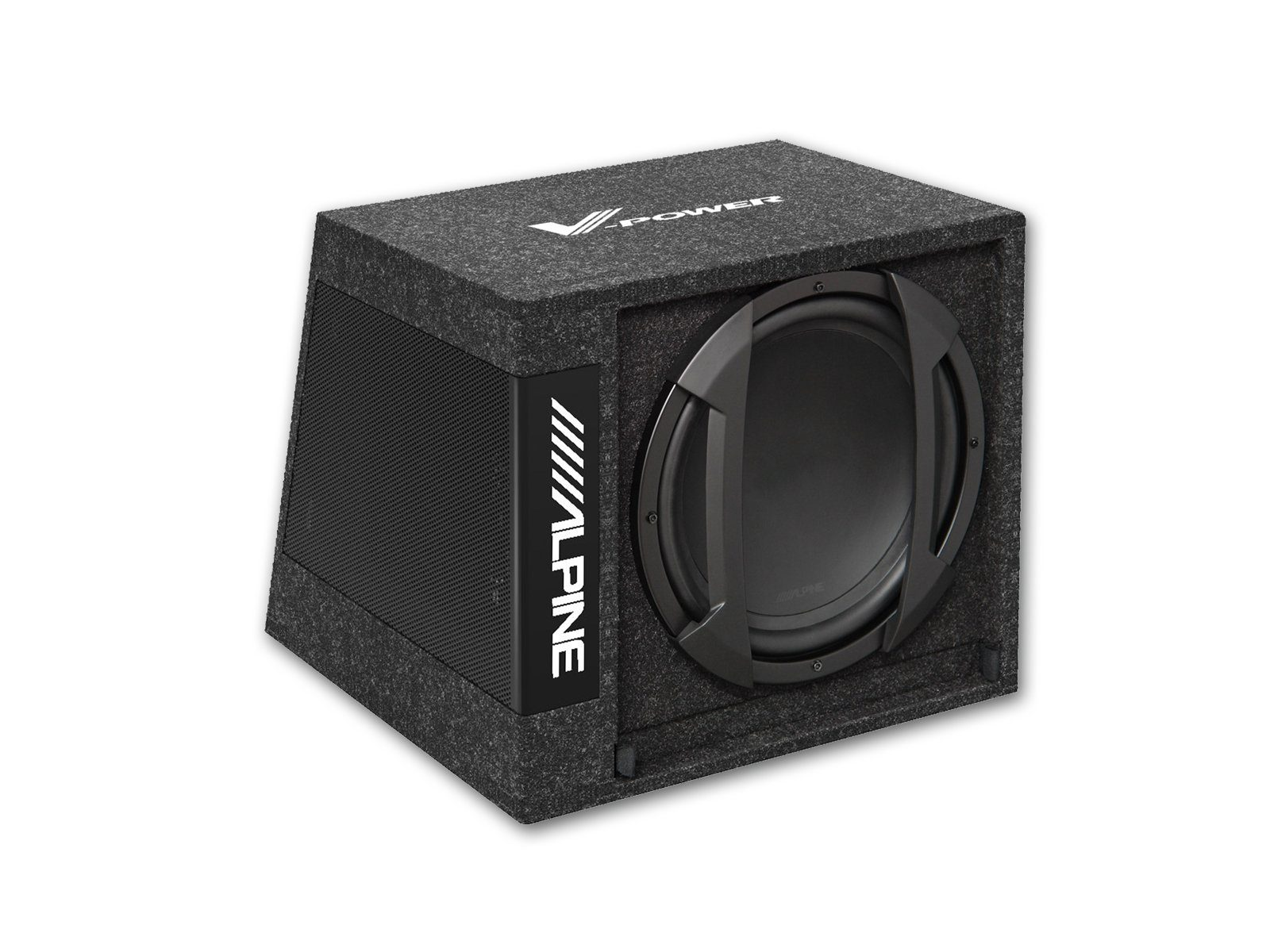 ALPINE Aktiver Subwoofer »SWD-355«