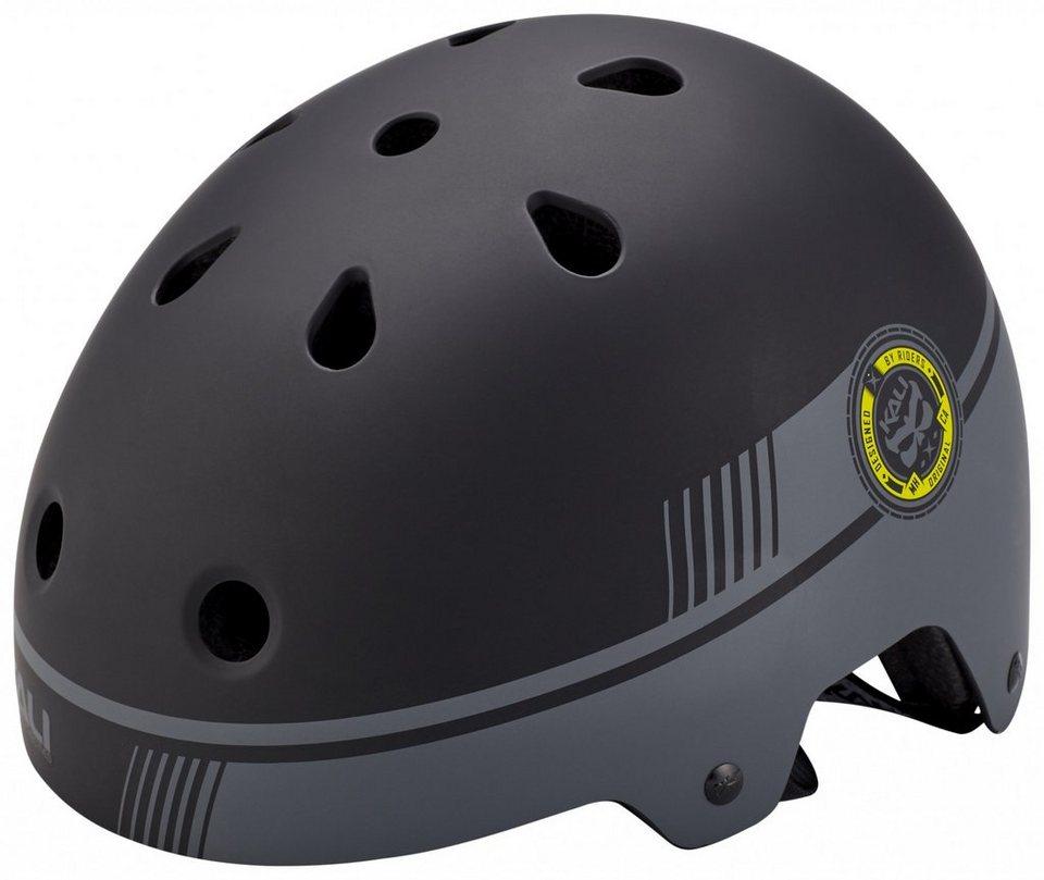 Kali Fahrradhelm »Maha Original Helm« in grau