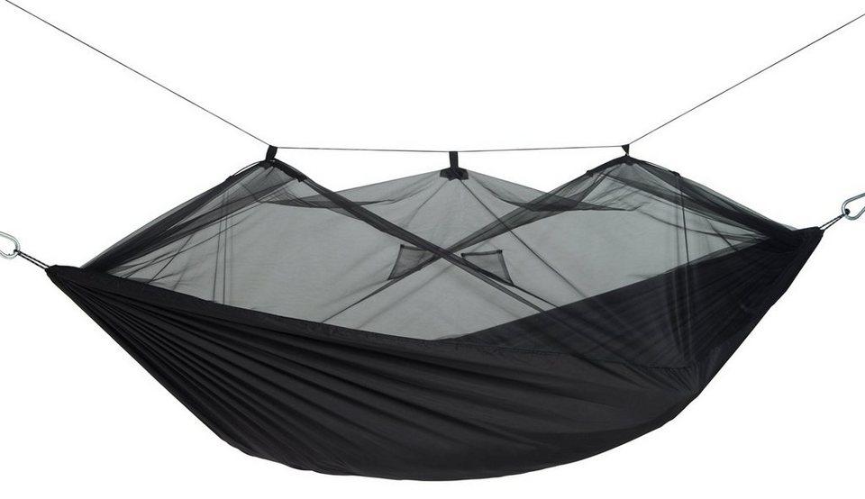 Amazonas Hängematte »Moskito-Traveller Extreme Hängematte« in schwarz