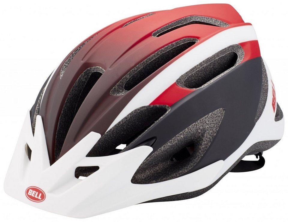 Bell Fahrradhelm »Crest Helmet unisize« in schwarz