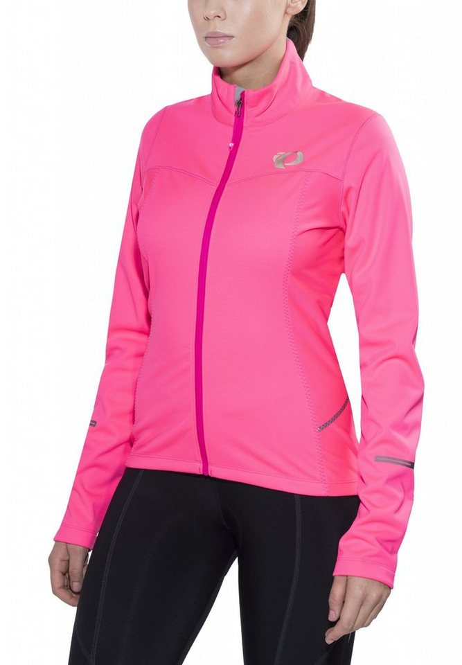 PEARL iZUMi Radjacke »SELECT Escape Softshell Jacket Women« in pink